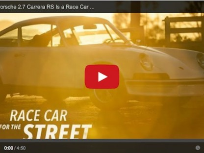 mark haddawy 1973 porsche 911 carrera rs petrolicious video