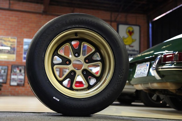 """Rims Vs Wheels >> Magnus Walker's """"Outlaw Fever"""" Featuring Outlaw Wheels"""