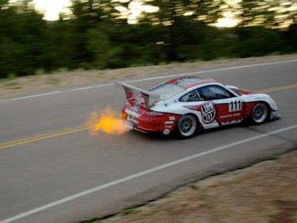 Video: Jeff Zwart's Pikes Peak Run From His Point Of View