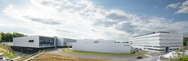 porsche new weissach development center