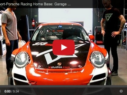 Take A Tour Of BBI Autosport's Garage