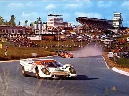 Here's Why We Think Porsche Purchased Kyalami, An Historic South African Grand Prix Circuit