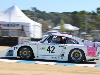 "Our Monterey Motorsport Reunion Road Trip, or ""How NAPA Ruined My Weekend"""