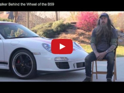 Magnus Walker Drives A Brumos B59 For The First Time
