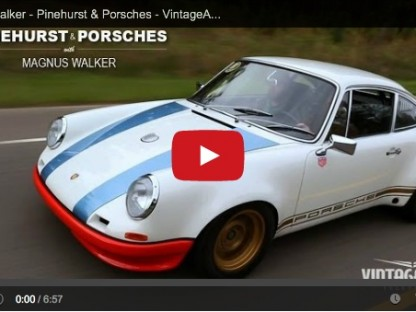 What 4 Porsches Are Next For Magnus Walker's Collection?