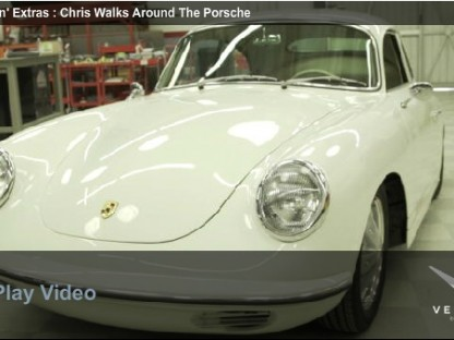 "For Those Of You Who Wanted To See More Of The Finished 356 From ""Overhaulin"" These Videos Are For You"