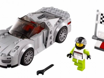 """LEGO Adds Porsche 918 And 911 RSR To Their """"Speed Champions"""" Line Of Playsets"""