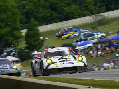 Why Porsche Added A 3rd Factory 911 RSR To The Line-up At COTA