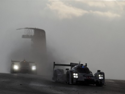 """Porsche Has A """"Tough Day In Texas"""" At The Fourth Round Of The World Endurance Championship"""