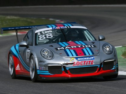 Pirelli World Challenge Announces New Class Exclusively For Porsche 991 GT3 Cup Cars