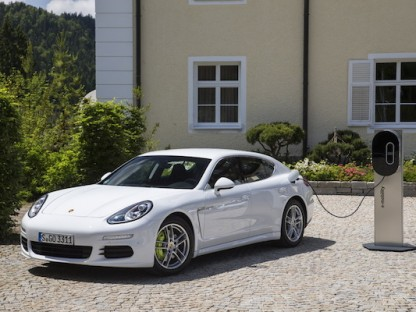 Porsche Only Brand To Offer Three Plug-In Models