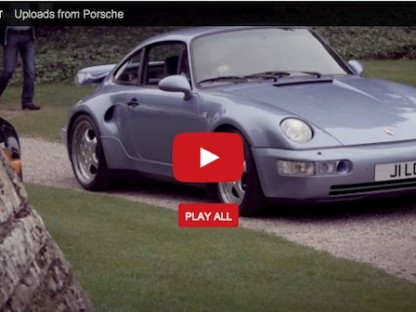 Video: Classics At The Castle 2014