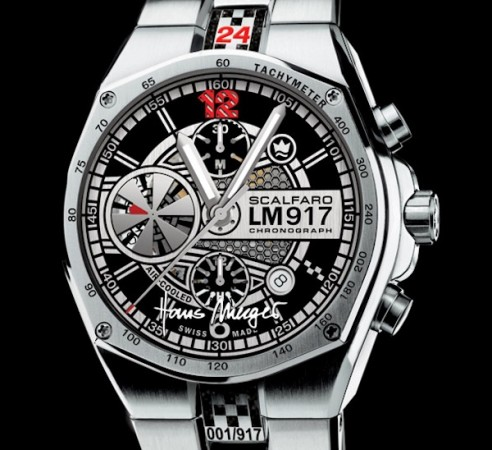 Scalfaro LM917 Mezger Edition Watch