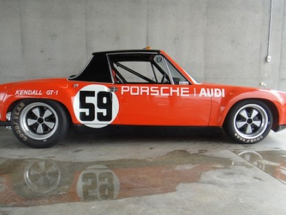 Amelia Island Concours d'Elegance To Honor The Porsche 914