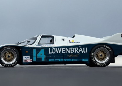 At Least 5 Historic Porsche Racecars To Participate In First Ever Daytona 24 Hour Historic