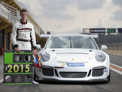 Matteo Cairoli Wins The Porsche International Cup Scholarship