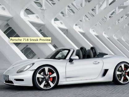 entry level porsche rendering