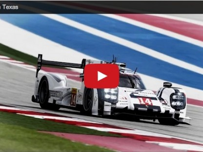 Take A Lap In The 919 Hybrid At COTA