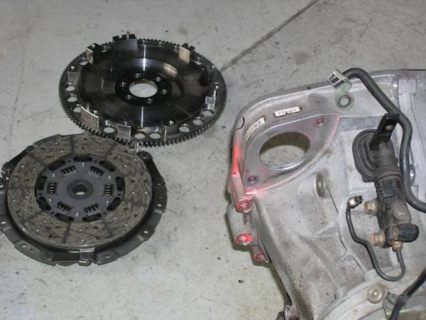 subi gear box
