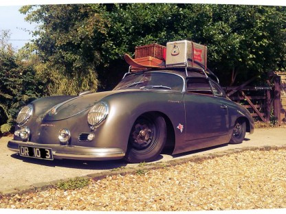 This Lowriding 356 Speedster Is The Coolest Thing You'll See Today