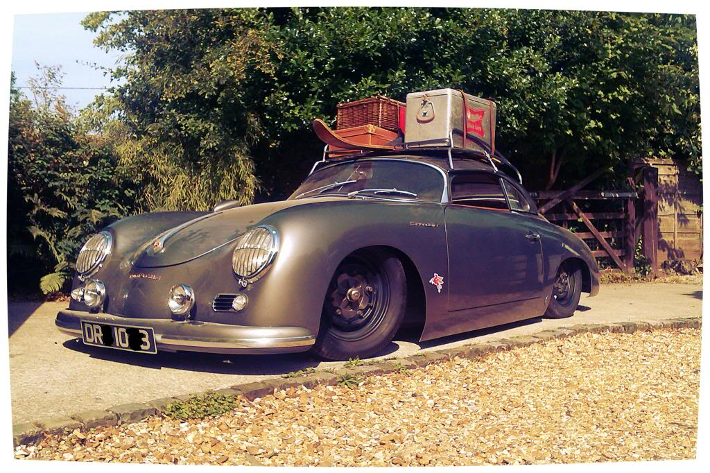 This Lowriding 356 Speedster Is The Coolest Thing You Ll