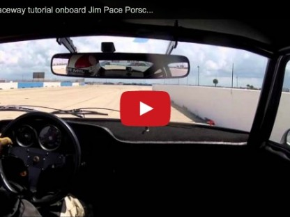 Here's A Step By Step Video Guide To Lapping Sebring In A Porsche 911 RSR