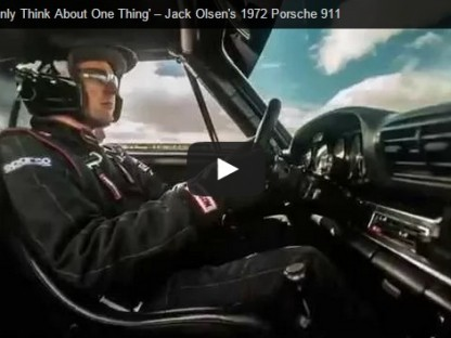 Jack Olsen Attacks Willow Springs With A Seriously Fast 1972 911
