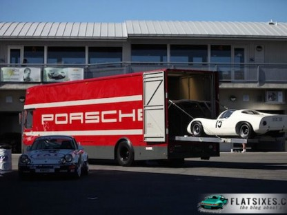 "Let's Take A Tour Of The Iconic Porsche Transporter Known As ""Buster"""