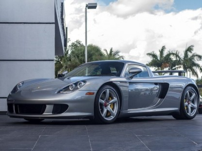 What's Going On With The Porsche Carrera GT Market?