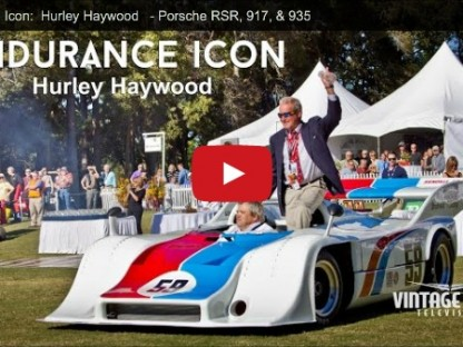 Endurance Icon Hurley Haywood video