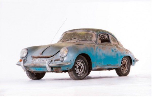Paris Auctions Porsche 356 SC