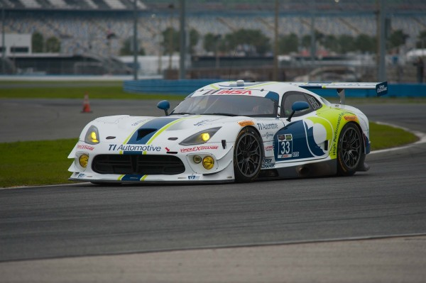 #33 Riley Motorsports Dodge Viper SRT: Ben Keating, Jeroen Bleekemolen, Al Carter