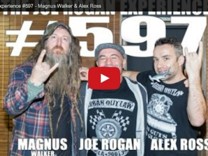 joe rogan alex ross and magnus walker talk Porsche