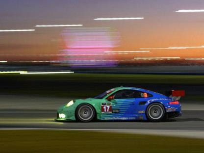 Team Falken Tire Announces They Are Leaving The Tudor United Sports Car Championship
