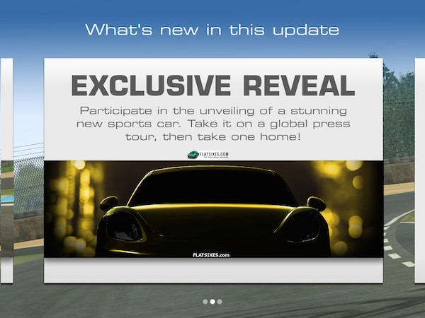 Porsche Cayman GT4 Real Racing 3 Reveal