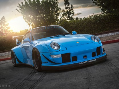 Rauh Welt Porsche For Sale On eBay – Los Angeles Build #1