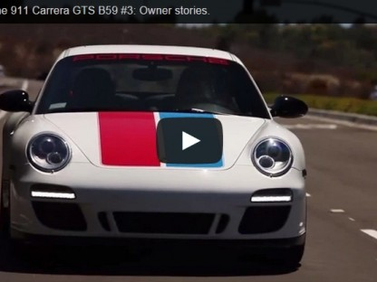 Video: 997 GTS Brumos B59 #3's Owner Story