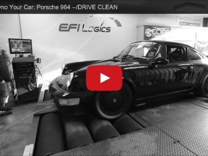 Everything You Need To Know About Putting Your Porsche On A Dyno