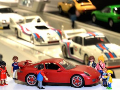 You'll Want This Porsche Playmobil Toy Even If You Don't Have Kids