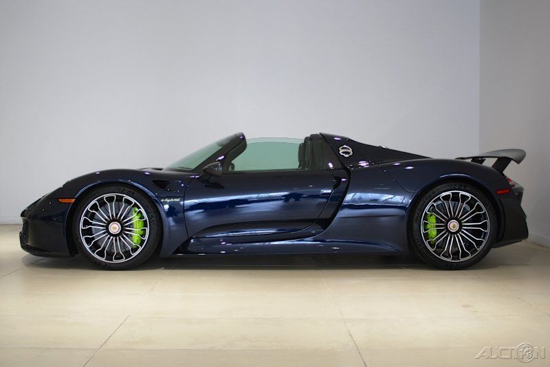 1.54 Million 918 Spyder For Sale