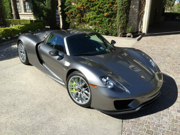 1.465 Million 918 Spyder for sale