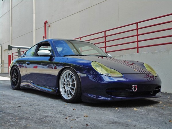 996 Carrera 2 Track Car