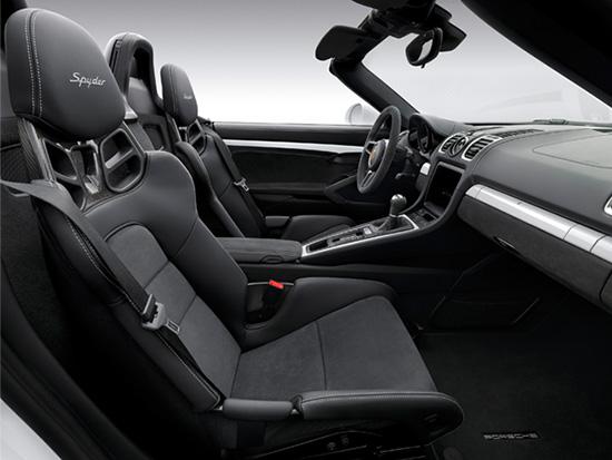 Boxster-Spyder-interior