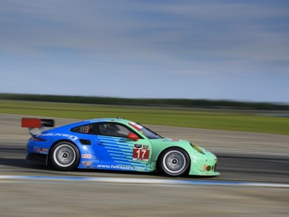 Porsche's Pictures And Results At The Mobil 1 Twelve Hours Of Sebring