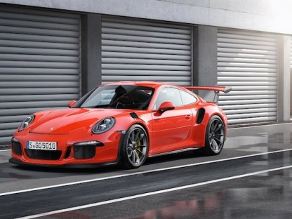 Here It Is! Porsche Finally Reveals The 991 GT3 RS In Geneva