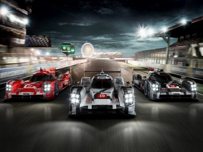 Porsche Introduces Second Gen 919 Hybrid LMP1 With New Red/White/Black Le Mans-Only Liveries