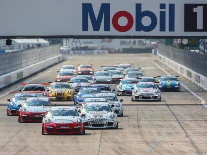 Porsche GT3 Cup By Yokohama To Continue Through 2017