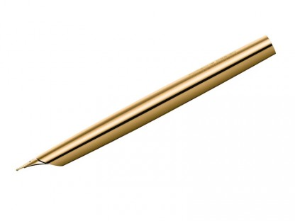 Porsche Design P'3135 gold fountain pen