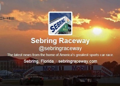 The 12 Hours Of Sebring On Twitter For Porsche Fans