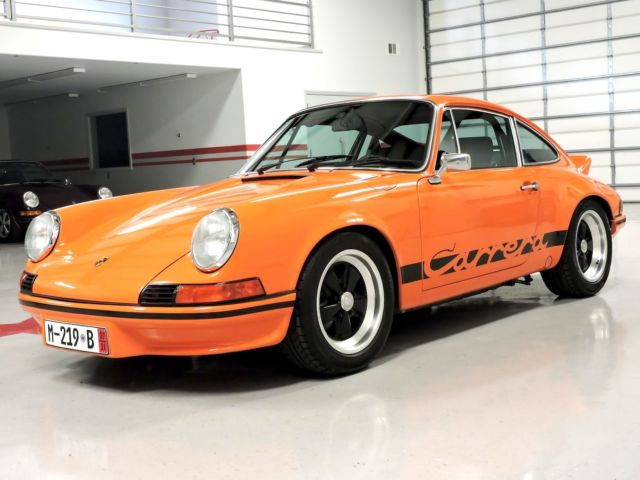 Carrera RS Backdate